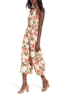 Show Me Your Mumu Julianne Crop Jumpsuit