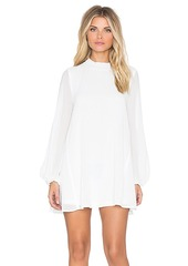 Show Me Your Mumu Junebug Bell Dress in White. - size M (also in S,XS)