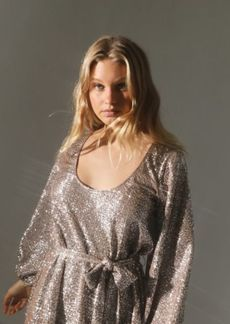 Show Me Your Mumu Liv Sequin Mini Dress