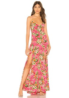 Show Me Your Mumu Nicole Maxi Dress