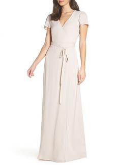 Show Me Your Mumu Noelle Wrap Dress