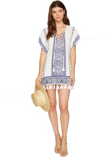 Show Me Your Mumu Original Mumu Lace-Up