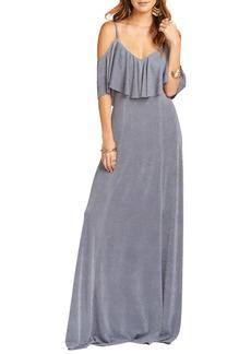 Show Me Your Mumu Renee Ruffle Gown