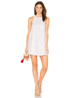 Show Me Your Mumu Ritzy Dress in White. - size L (also in M,S)