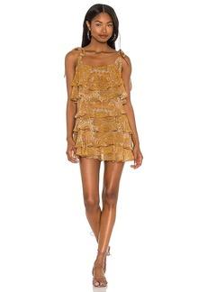 Show Me Your Mumu Rowen Ruffle Dress