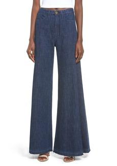 Show Me Your Mumu San Fran Super Flare Denim Pants