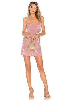 Show Me Your Mumu Tiffany Slip Dress in Rose. - size L (also in XS,M)