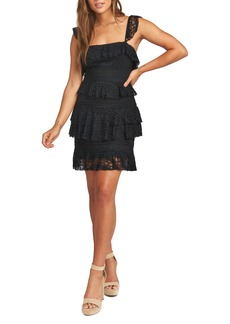 Show Me Your Mumu Tracy Tiered Ruffle Party Dress