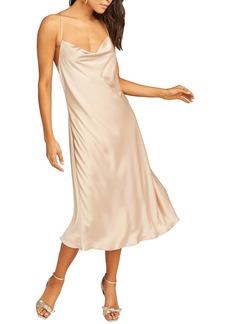 Show Me Your Mumu Verona Satin Slipdress