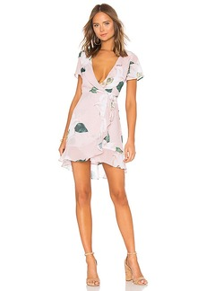 Show Me Your Mumu Winnie Wrap Dress