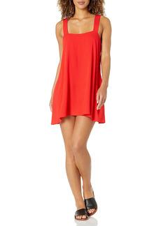 Show Me Your Mumu Women's ambres Mini Dress red