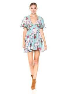 Show Me Your Mumu Women's Aubrey Dress  M