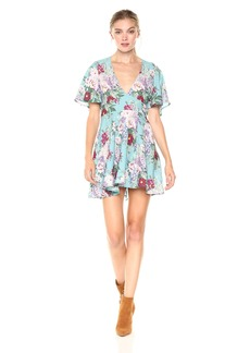 Show Me Your Mumu Women's Aubrey Dress  M