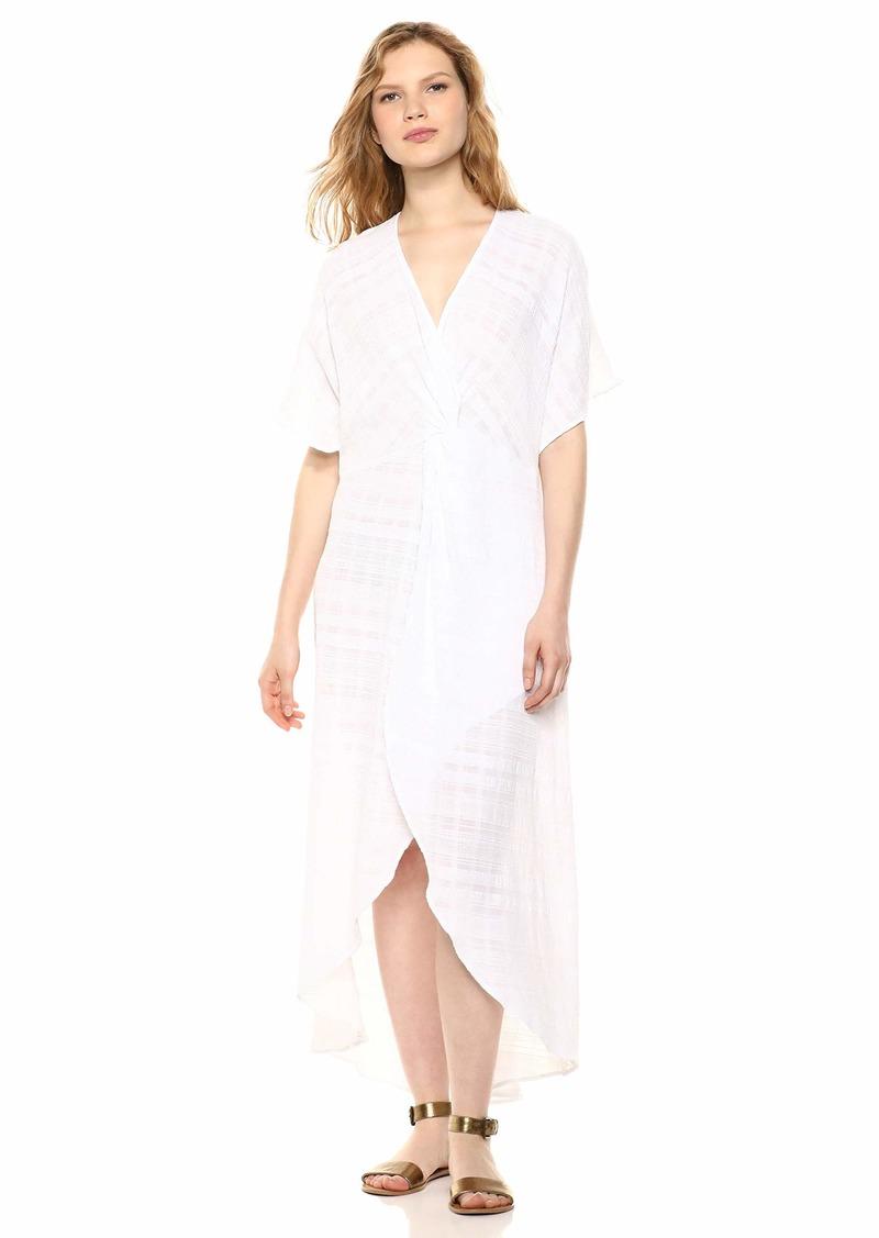 Show Me Your Mumu Women's GET Twisted Maxi Dress