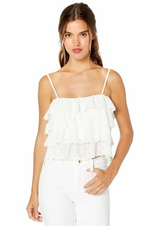 Show Me Your Mumu Women's Nina Crop Top