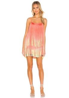 Show Me Your Mumu X Jamie Kidd Rhythm Mini Dress