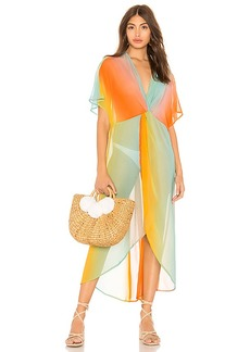 Show Me Your Mumu X REVOLVE Get Twisted Maxi Dress