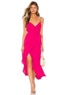 Show Me Your Mumu X REVOLVE Meghan Wrap Dress