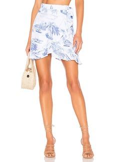 Show Me Your Mumu X REVOLVE Roam Ruffle Skirt