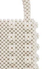 Shrimps Antonia Beaded Top Handle Bag