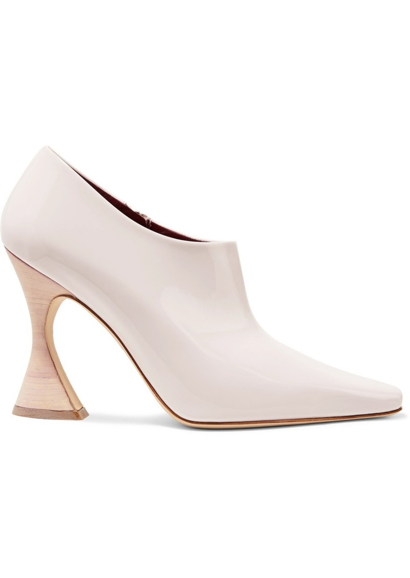 Sies Marjan Drea Patent-leather Pumps