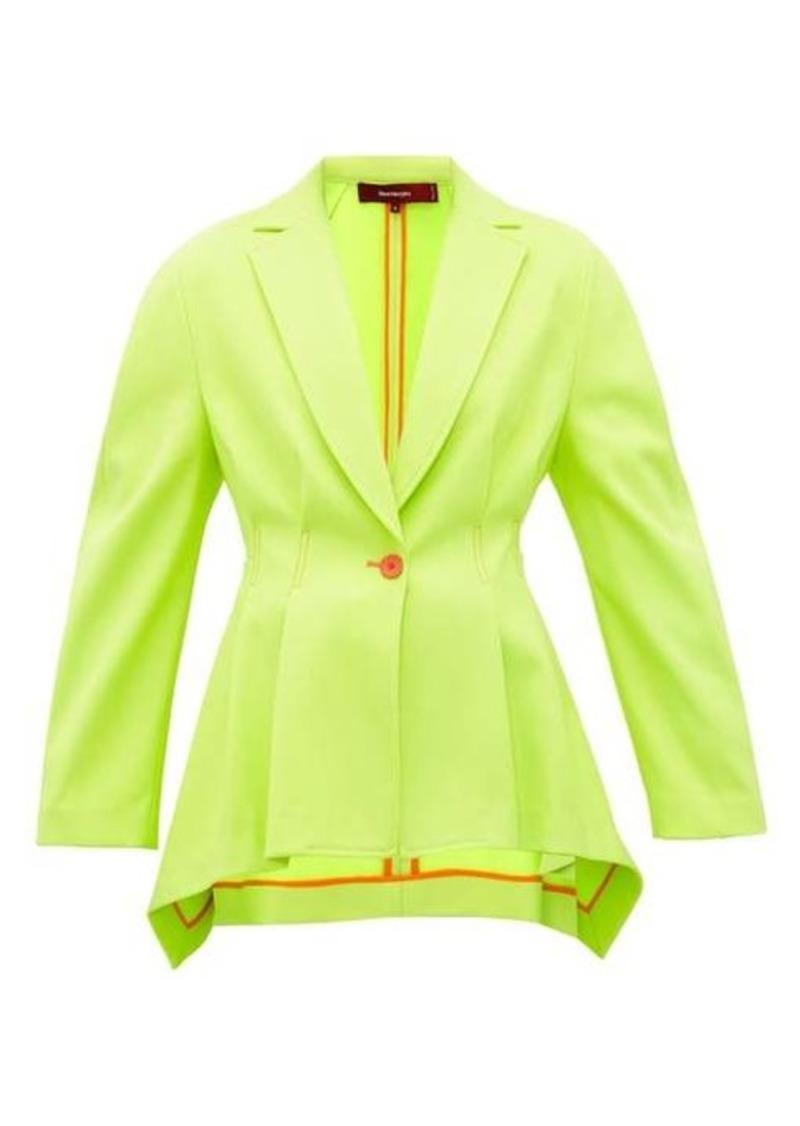 Sies Marjan Haru single-breasted twill jacket