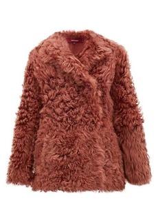 Sies Marjan Pippa shearling jacket