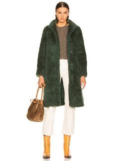 Sies Marjan Ripley Raglan Coat