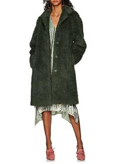 Sies Marjan Women's Ripley Faux-Shearling Coat