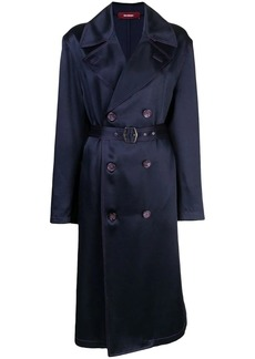 Sies Marjan Sigourney double-breasted trench coat