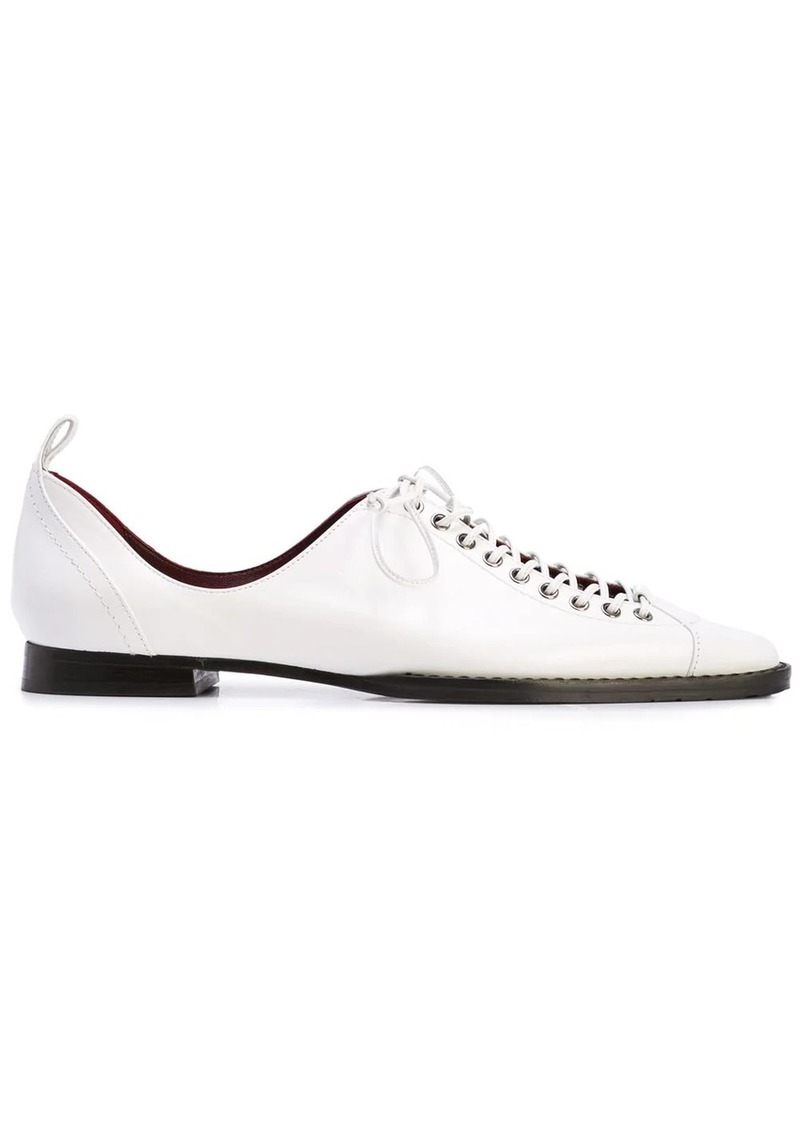 Sies Marjan Terra 10mm lace-up shoes