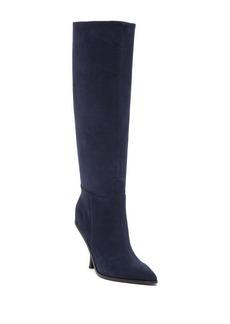 Sigerson Morrison Halie Suede Stiletto Tall Boot
