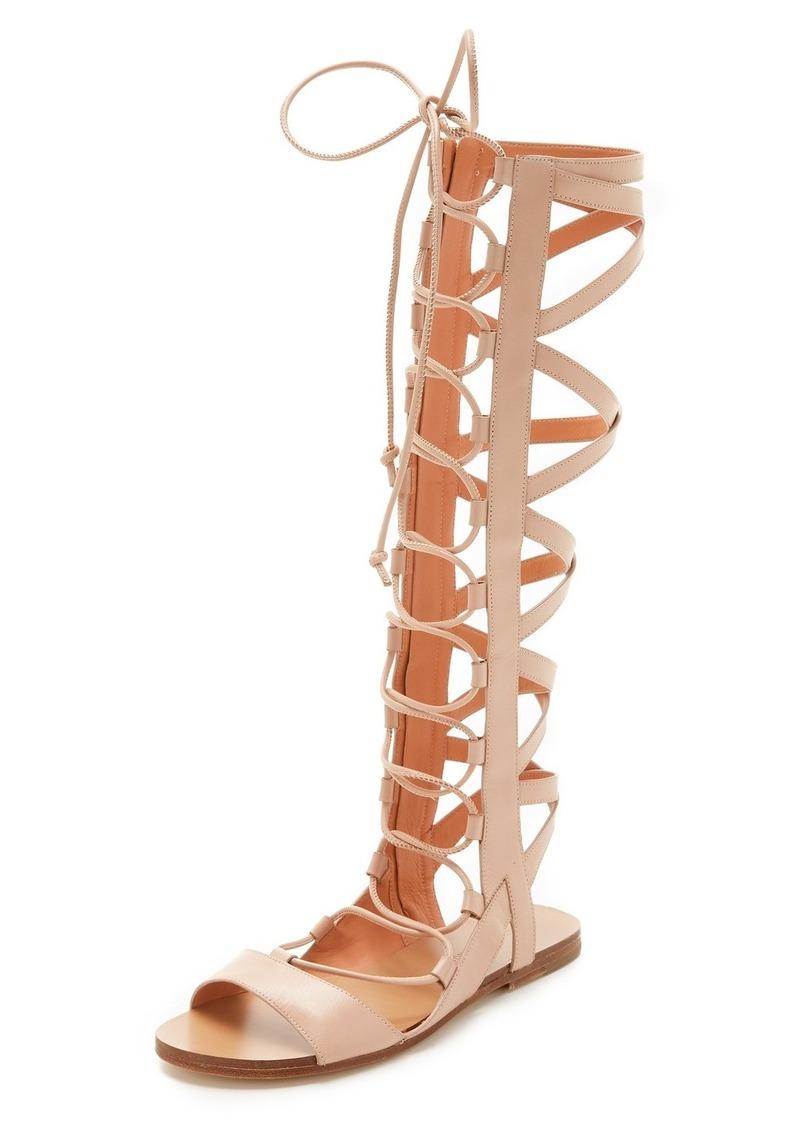 Sigerson Morrison Bright Tall Gladiator Sandals
