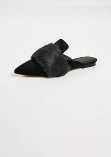 Sigerson Morrison Dawn Point Toe Mules