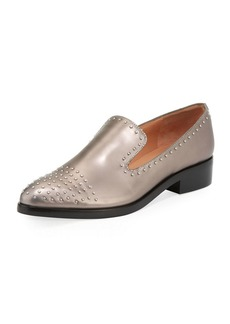 Sigerson Morrison Edna Studded Leather Loafer