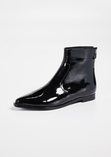 Sigerson Morrison Eranthe Point Toe Booties