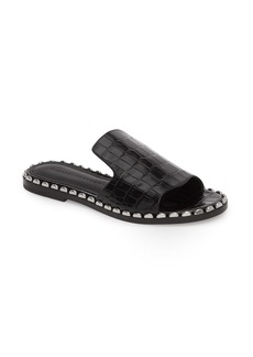 Sigerson Morrison Estee Slide Sandal (Women)
