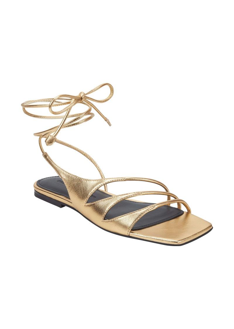Sigerson Morrison Faune Wrap Sandal (Women)