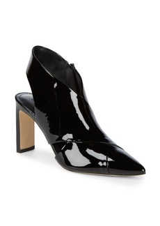 Sigerson Morrison Halima Pointed Leather Heels