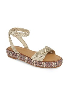 Sigerson Morrison Jaiyce Woven Platform Sandal (Women)
