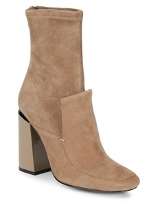 Sigerson Morrison Joanna Suede Sock Boots