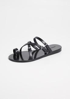 Sigerson Morrison Kaley Strappy Slide Sandals
