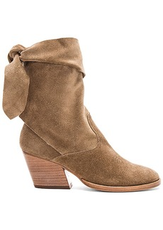 Sigerson Morrison Lori Bootie in Tan. - size 10 (also in 6,6.5,7,7.5,8,8.5,9,9.5)
