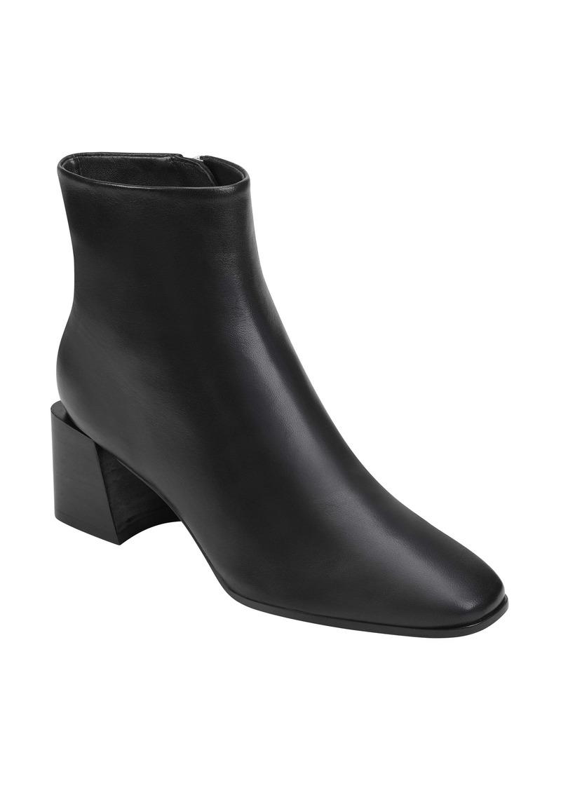 Sigerson Morrison Mandel Block Heel Bootie (Women)
