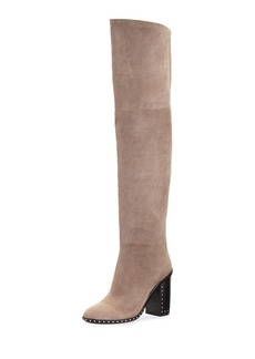 Sigerson Morrison Mars Studded Over-the-Knee Boot