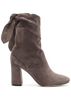 Sigerson Morrison Sally Bootie in Charcoal. - size 10 (also in 6,6.5,7,7.5,8,8.5,9,9.5)