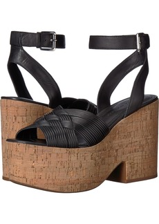 Sigerson Morrison Women's Becca Espadrille Wedge Sandal   Medium US