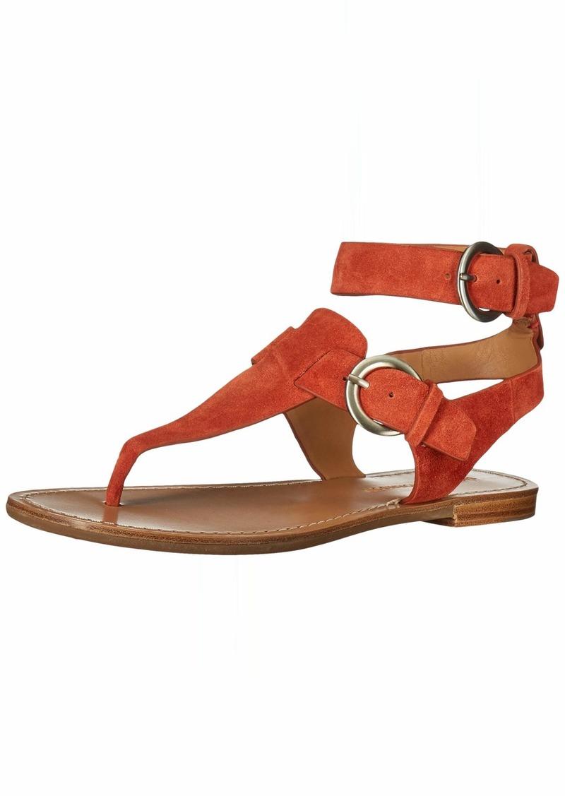 Sigerson Morrison Women's Caitlyn Sandal  37.5 M EU (7.5 US)