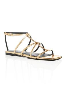 Sigerson Morrison Women's Fedora Strappy Sandals