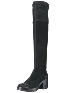 Sigerson Morrison Women's Gemma Over The Over The Knee Boot  7 Medium US